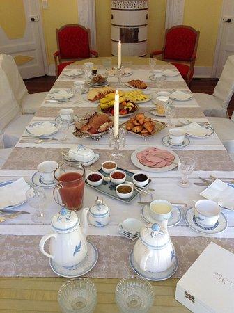 Cult, France: Petit-déjeuner