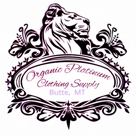 Organic Platinum Clothing