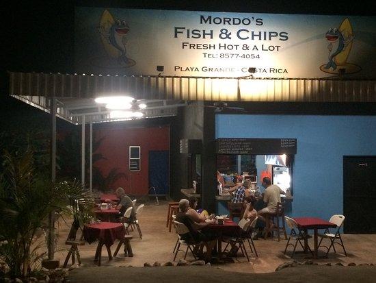 Playa Grande, Costa Rica: Fresh hot & a lot😍