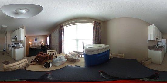 ดอนนา, เท็กซัส: 360 View of the Dining area looking into Kitchen-Camera on table
