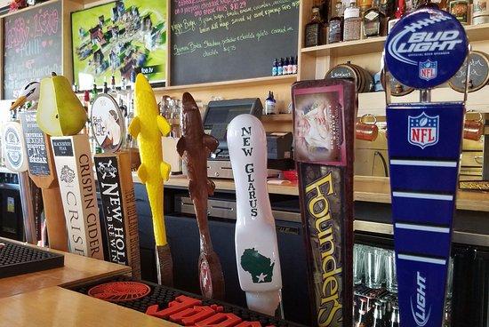 Ripon, WI: Tap Beer