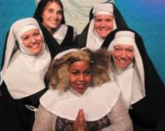 Regional Theatre of the Palouse: From our upcoming production: Sister Act.