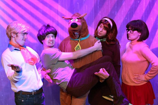 Regional Theatre of the Palouse: From a past production, Scooby Doo.