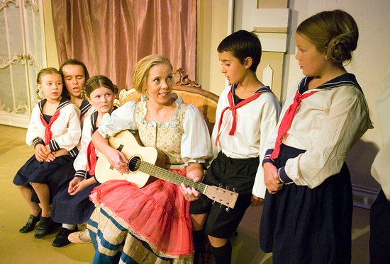 Regional Theatre of the Palouse: From a past production, Sound of Music.