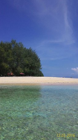 Desa Sekotong Barat, Endonezya: Lovely little island