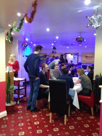 Westbrook, UK: Barthday party