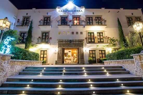 Hotel Casa Primavera: FACHADA