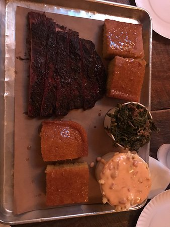 Photo of American Restaurant Hometown Bar-B-Que at 454 Van Brunt St, Brooklyn, NY 11231, United States