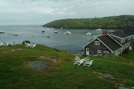 Monhegan Island, ME: The Island Inn