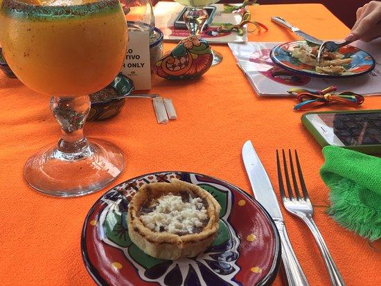 Maria Jimenez Restaurante Mexicano: Bean Sopa
