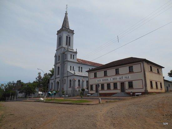 Igreja santo Ignácio de Alto Feliz