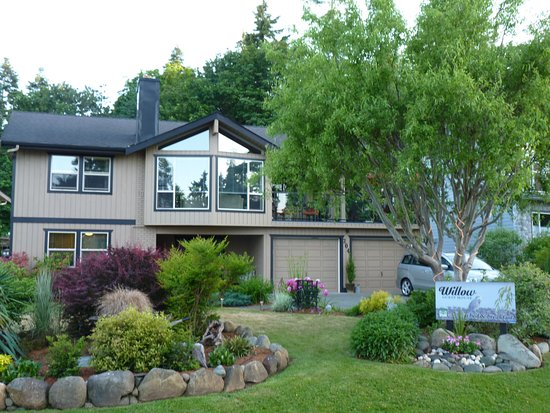 Courtenay, Canada: Willow Guest House...a bed & breakfast