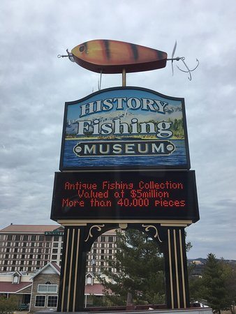 History of Fishing Museum