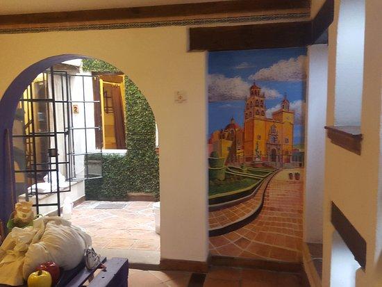 Hotel Real Guanajuato: anticamera