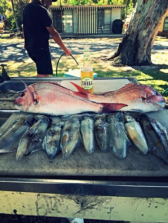 Normanville, ออสเตรเลีย: Close to fishing spots