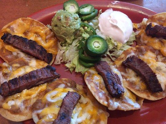 ออร์แลนด์พาร์ค, อิลลินอยส์: Lunch special nachos