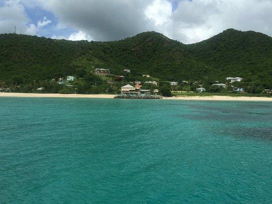 Crab Hill, Антигуа: Beach views