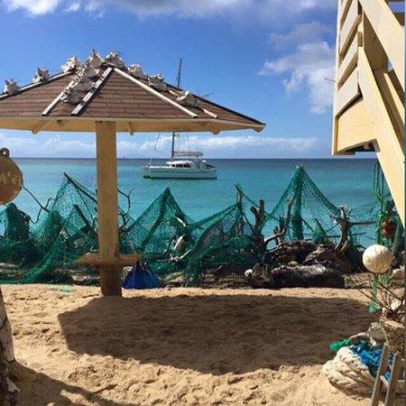 Crab Hill, Antigua: Beach views