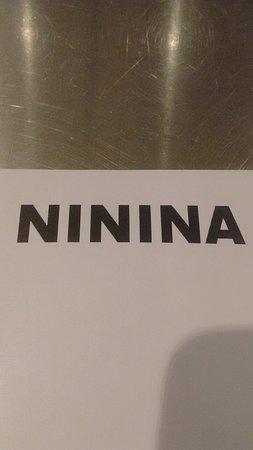 Ninina: el individual