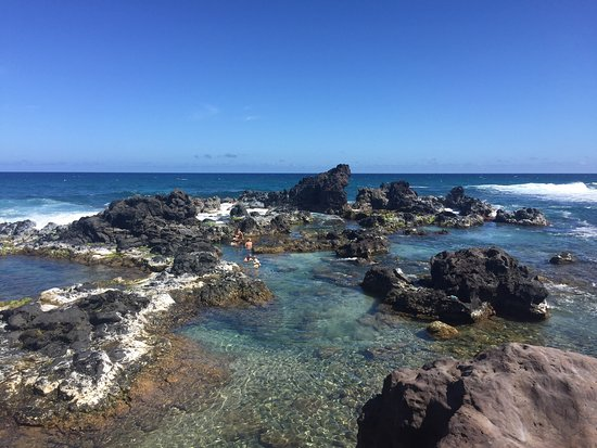 Paia, HI: This is a hidden gem on the windward side of Maui you have to stop and see it!