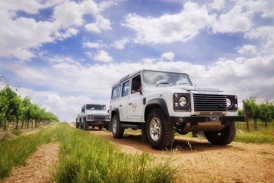 Marananga, Australia: Go off-road to discover hidden gems of the Barossa Valley
