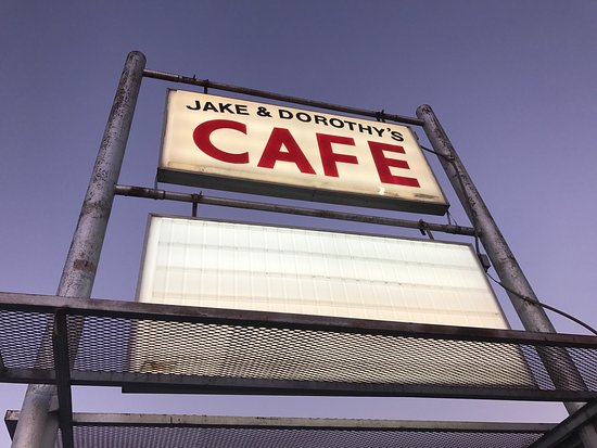 Stephenville, TX: Jake and Dorothy's Cafe