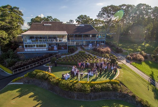 Buderim, Australia: Wedding at Headland Golf Club