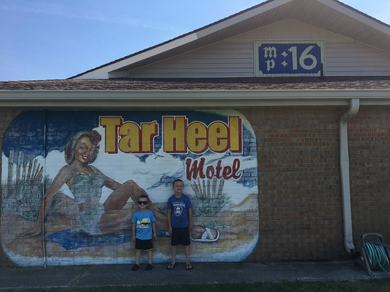 Tar Heel Motel Image