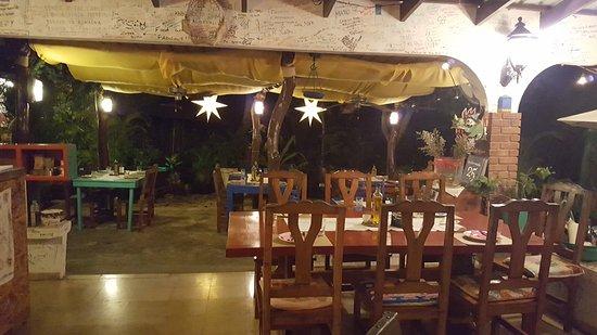 Outdoor Garden Restaurant Lovely And