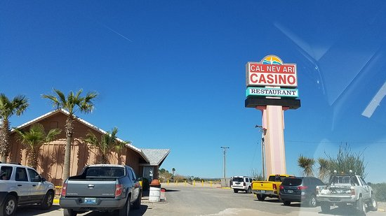 Cal Nev Ari, NV: the casino