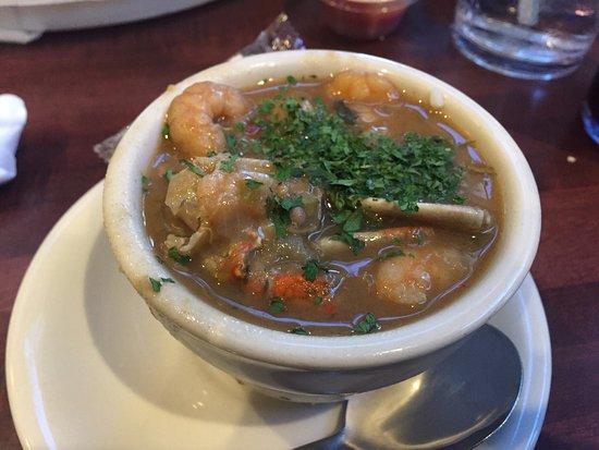 New Orleans Food And Spirits Covington Menu