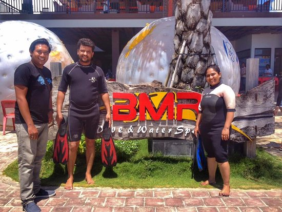 ‪BMR Dive and Water Sports‬