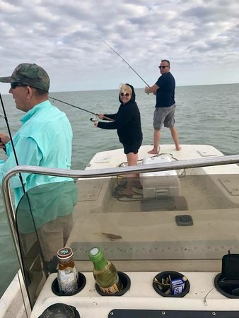 Dos gringos fishing south padre island 2018 all you for Best fishing times texas