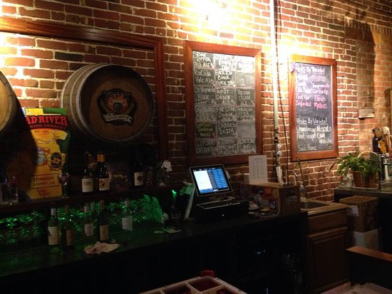 Grass Valley, Kaliforniya: Beer and wine lists