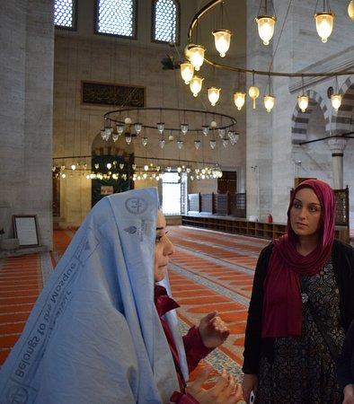 Efendi Özel Turlar: Kubra at Suleymaniye Mosque
