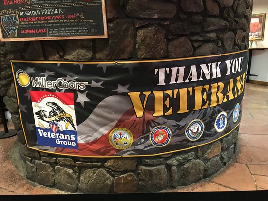 Golden, CO: Proudly supporting our Veterans