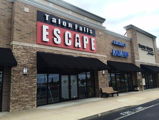 Talon Falls Escape