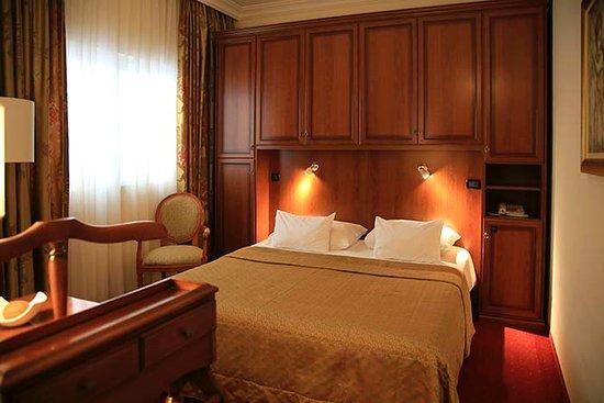 Hotel Globo: Bedroom