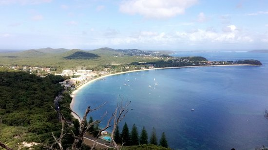 View of Shoal Bay
