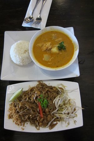 Photo of Restaurant Kub Khao Thai Eatery at 3561 Sheppard Ave East, Toronto M1T 3K7, Canada
