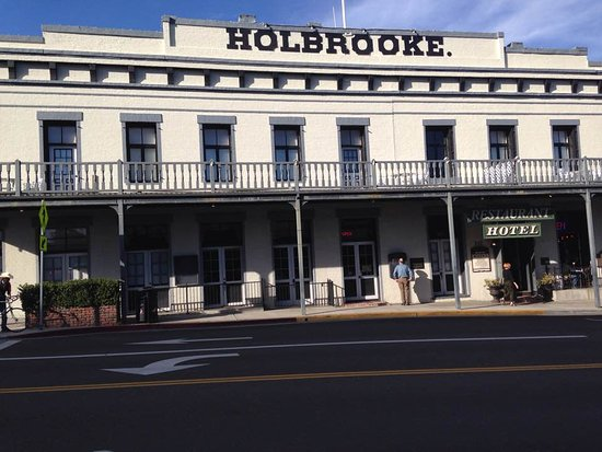 Grass Valley, Kaliforniya: Holbrooke Hotel