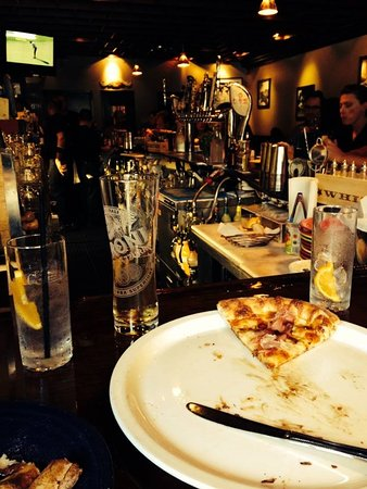 Tony's Pizza Napoletana: Pizza + Peroni = Perfection