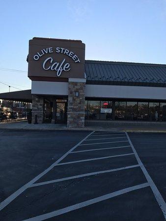 Olive Street Cafe - Ellisville
