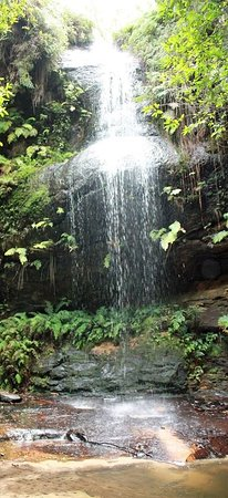 Lawson, Australia: waterfall