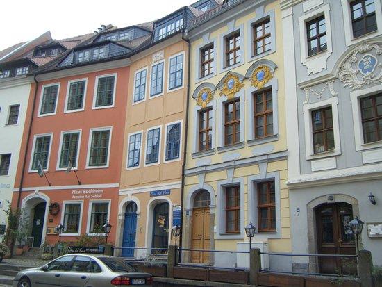 Bautzen, Deutschland: outside hotel