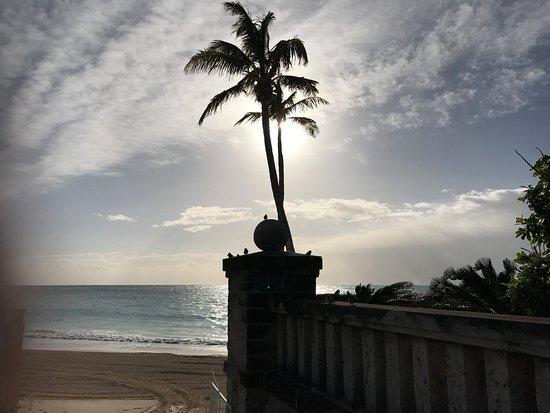 Elbow Beach, Bermuda ภาพ
