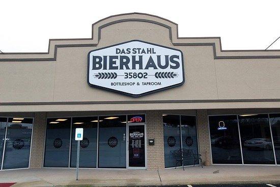 Das Stahl Bierhaus