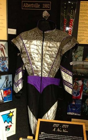 Colorado Ski Museum-Ski Hall of Fame : Some of the outfits were outragious!
