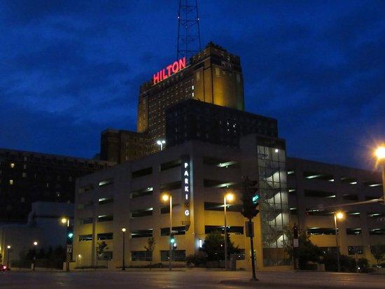 Hilton Milwaukee City Center: 밀워키 힐튼