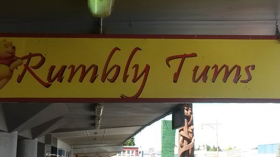 Tokoroa, New Zealand: Rumbly Tums Cafe